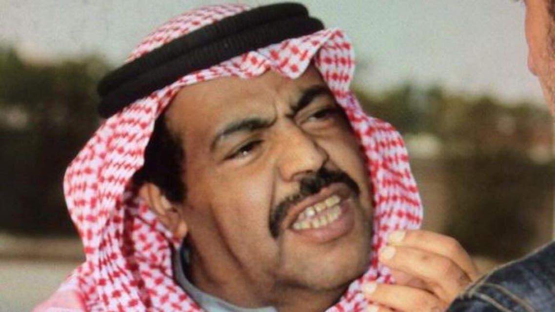 الممثل سعد الصالح