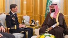سعودی ولی عہد کی امریکی فوج کے ساتھ عسکری تعاون پر بات چیت