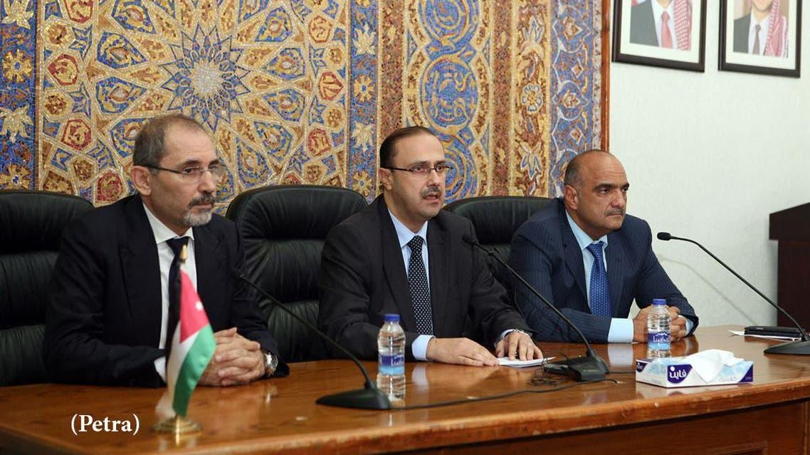 مؤتمر صحافي للحكومة الأردنية 25-7-2017