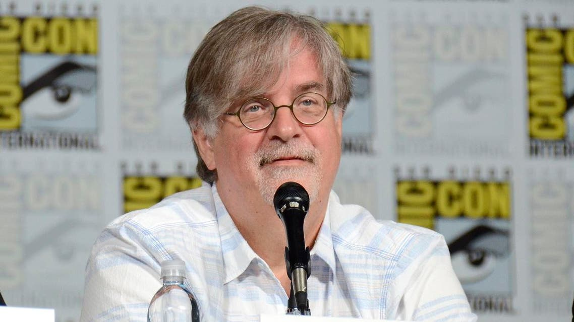 """In this July 11, 2015 file photo, Matt Groening attends """"The Simpsons"""" panel during Comic-Con International in San Diego. (File photo: AP)"""