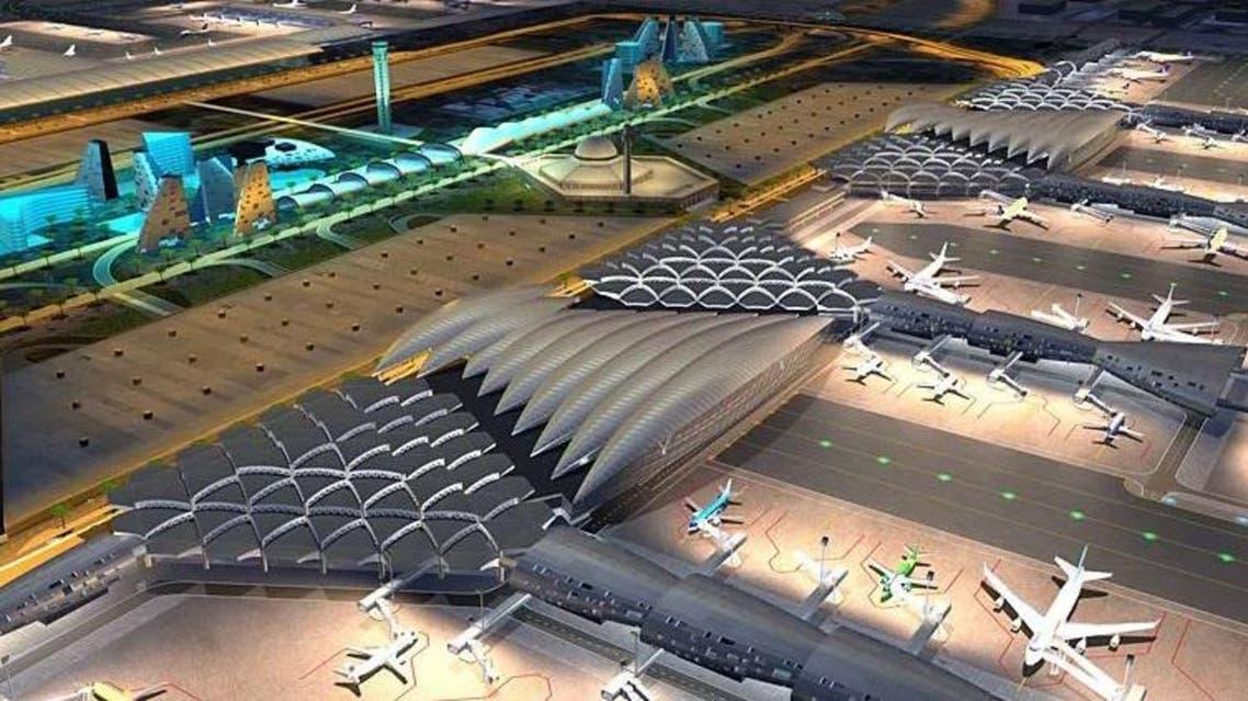 مطار الرياض جديد