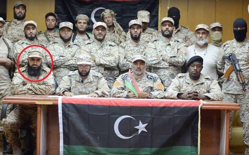 عضو تنظيم القاعدة الساعدي عبدالله إبراهيم بوخزيم مع الشركسي في تأسيس سرايا الدفاع عن بنغازي الإرهابية