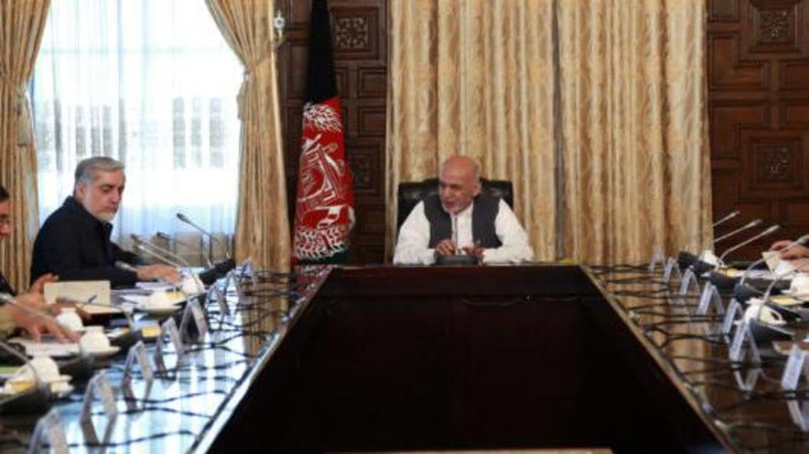 دیدار رئیسجمهوری افغانستان با منسوبین امنیتی این کشور برای بازپسگیری مناطق از دسترفته