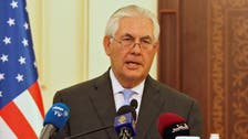 Rex Tillerson staying on as top US diplomat