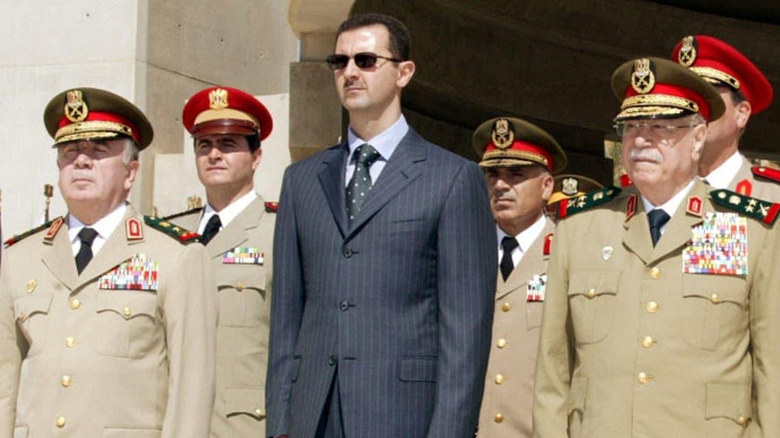 "Trump accused Syria's leader Bashar al-Assad of committing ""horrible"" crimes against humanity. (Reuters)"