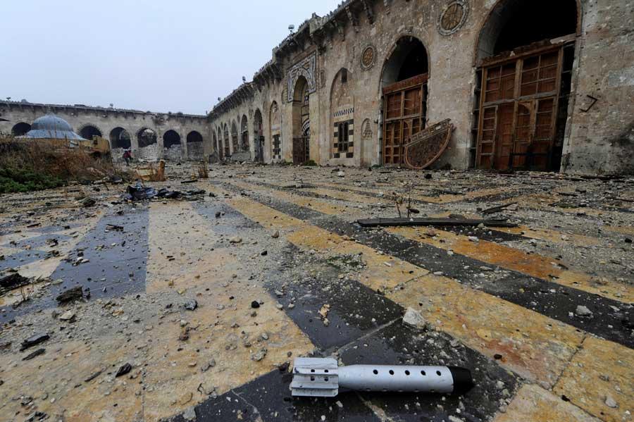 الجامع الأموي حلب