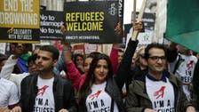 مفاجأة بريطانية للاجئين من فلسطين والعراق