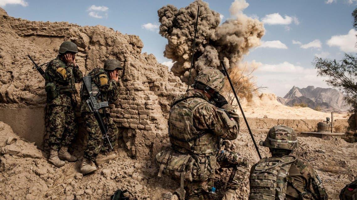 """ولسوالی """"کوهستانات"""" فاریاب افغانستان از تصرف گروه طالبان در آمد"""