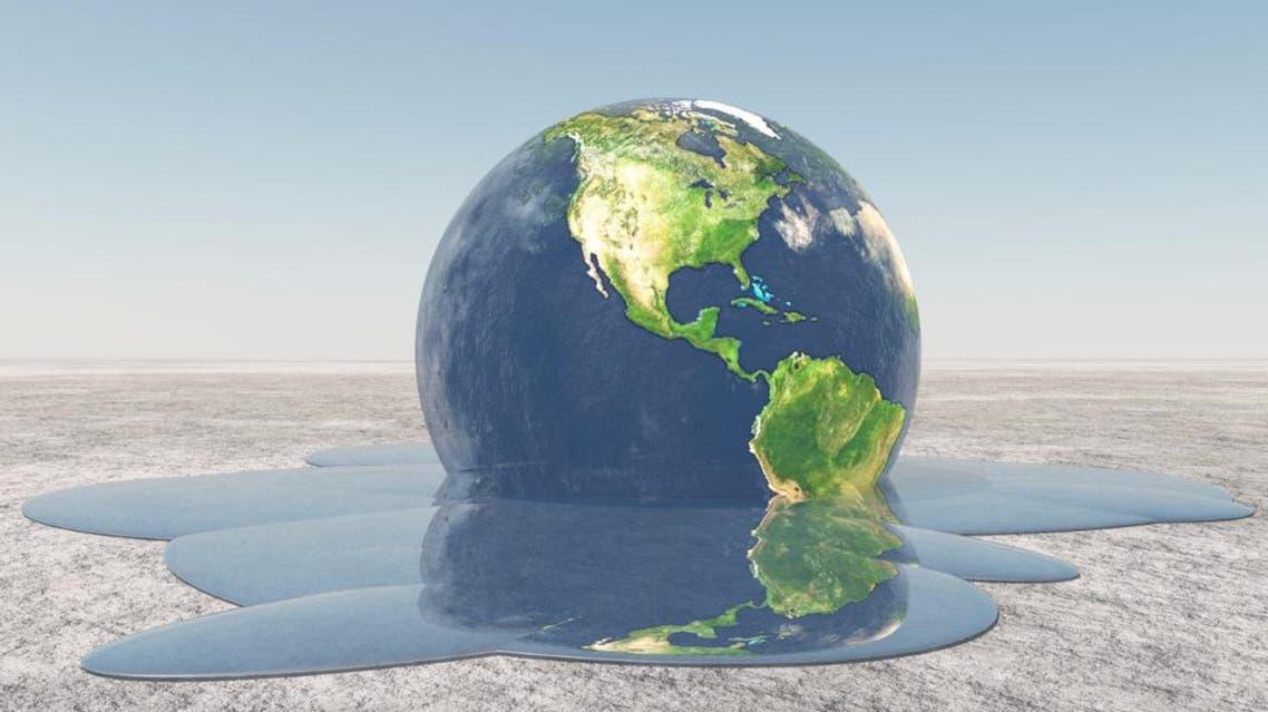 الاحتباس الحرارة حرارة الأرض
