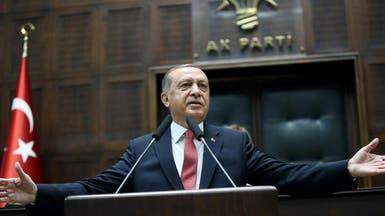 أردوغان: نسيطر على 2000 كيلومتر مربع في سوريا