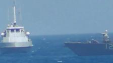 أميركا: رصدنا تغيراً بسلوك البحرية الإيرانية الاستفزازي