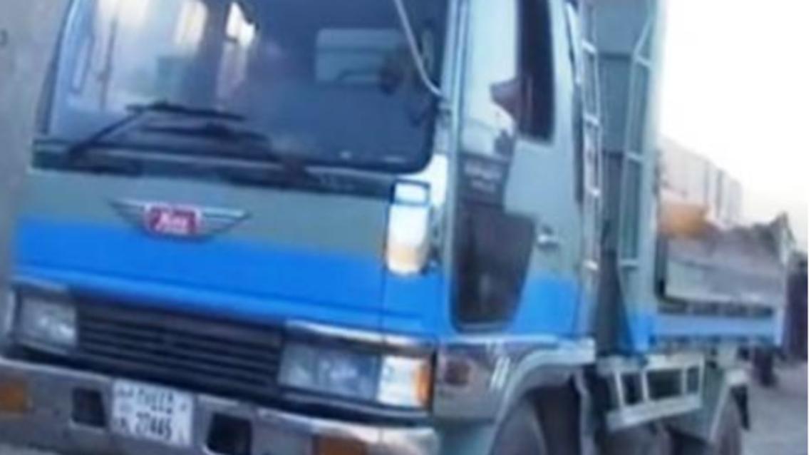 یک موتر پر از مواد انفجاری توسط امنیت ملی در کابل توقیف شد