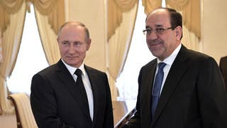 العراق.. جدل داخل البلاد بعد زيارة المالكي إلى روسيا