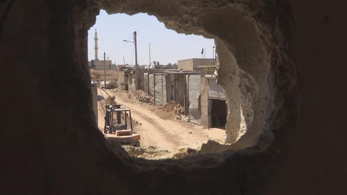 THUMBNAIL_ قوات سوريا الديمقراطية تسيطر على نصف الرقة