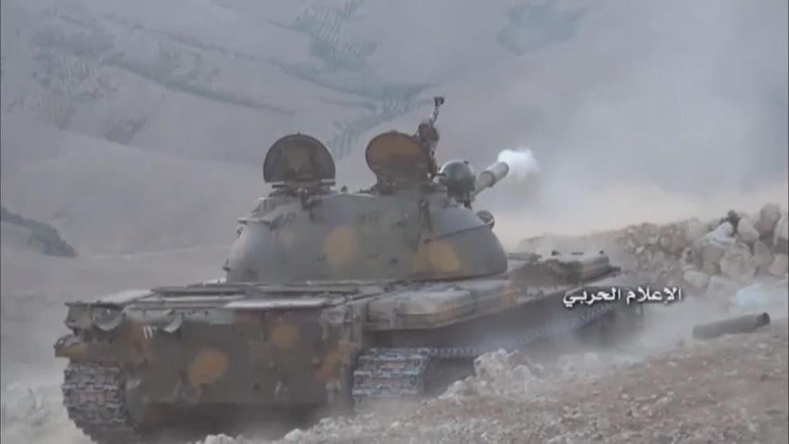 THUMBNAIL_ الجيش اللبناني  سيتولى معركة طرد #داعش من الجرود