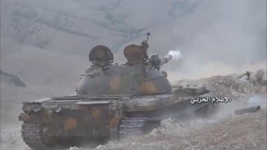 الجيش اللبناني يقتل 5 عناصر من داعش على حدود سوريا