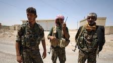 داعش يهاجم قوات سوريا الديمقراطية في شرق الرقة