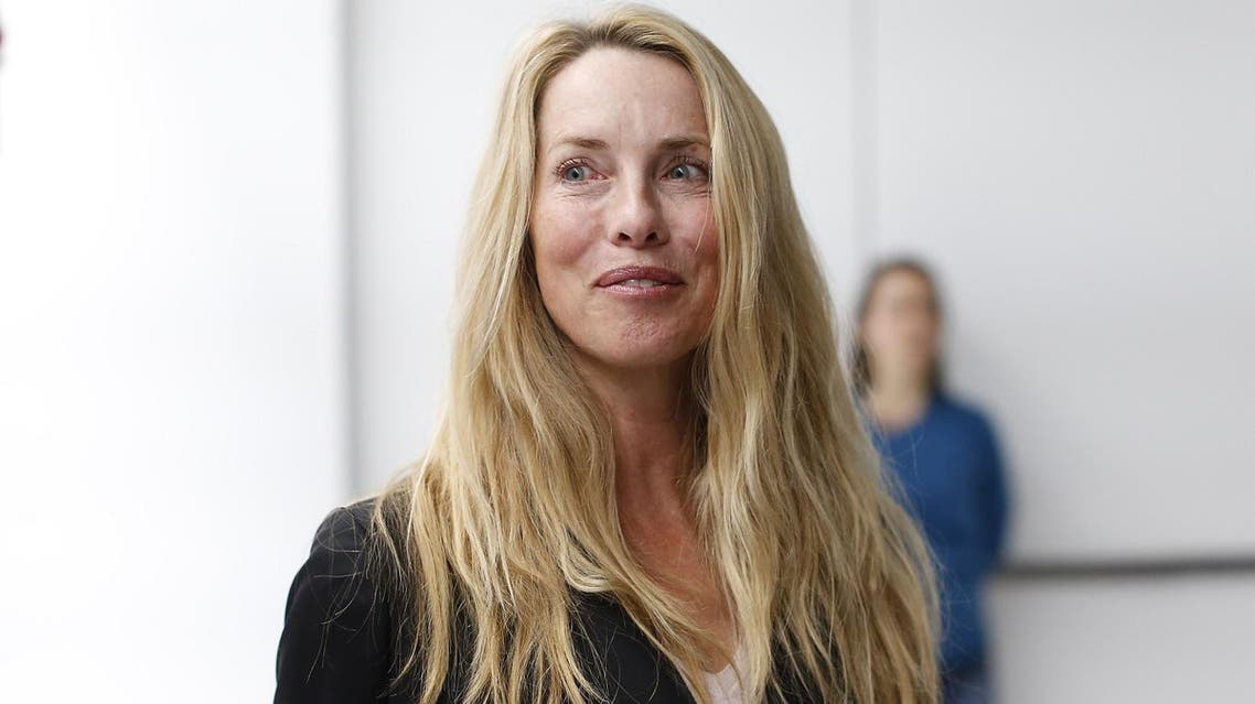 The Emerson Collective, founded and run by Laurene Powell Jobs, too a majority stake in 160-year-old cultural magazine The Atlantic. (File photo: AFP)