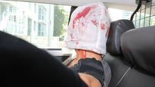 First image of Hamburg attacker arrest emerges