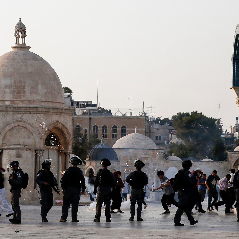 Seizing the al-Aqsa Mosque minbar started the war!