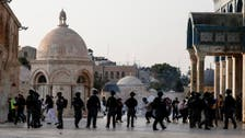Israeli occupation forces enter Al-Aqsa courtyard, arrest dozens