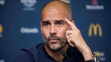غوارديولا: أرغب بالبقاء فترة أطول مع مانشستر سيتي