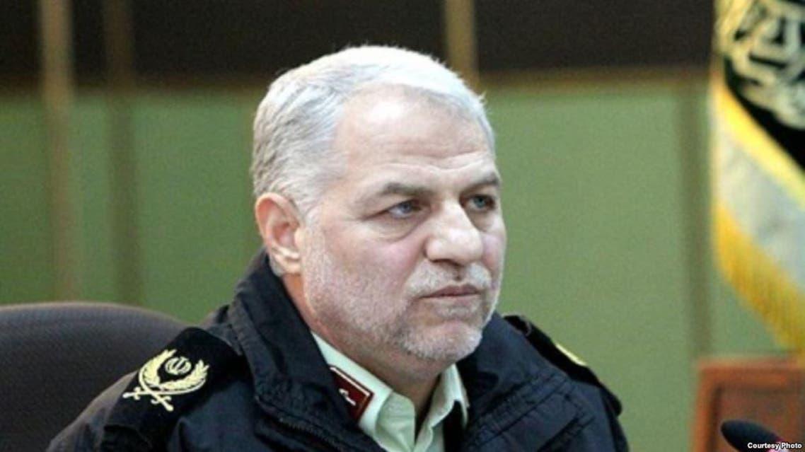 قائد الشرطة الإيرانية كمال هاديان فر