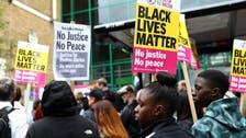 لندن: پولیس تشدد سے نوجوان کی ہلاکت کے خلاف احتجاجی مظاہرہ ، ایک گرفتار