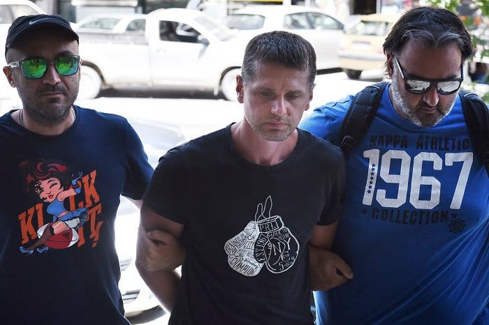 """Vinnik, 38, is accused by U.S. prosecutors of running of major bitcoin exchange that """"helped to launder criminal proceeds from syndicates around the world. AP"""