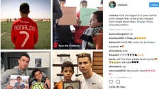 Ronaldo says 'nothing has changed' for Syria's child refugees