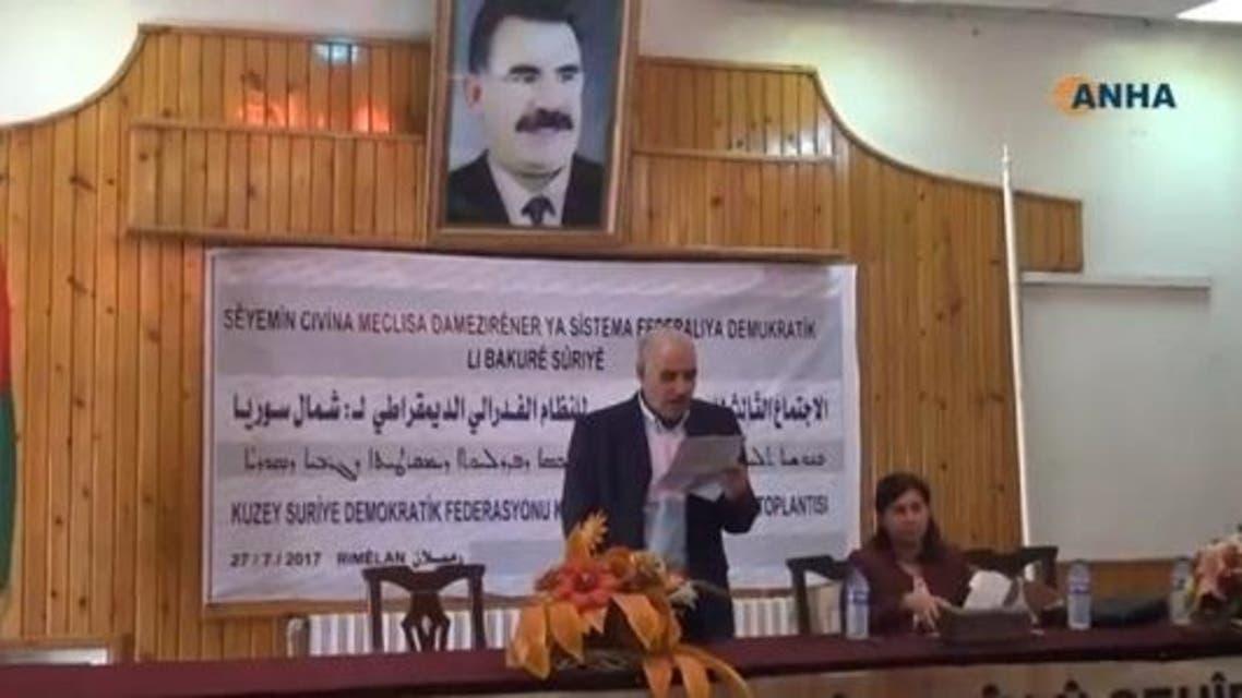 """""""من اجتماع المجلس التأسيسي للنظام الفيدرالي لشمال سوريا"""" """"IMG1"""" """"IMGn1"""""""