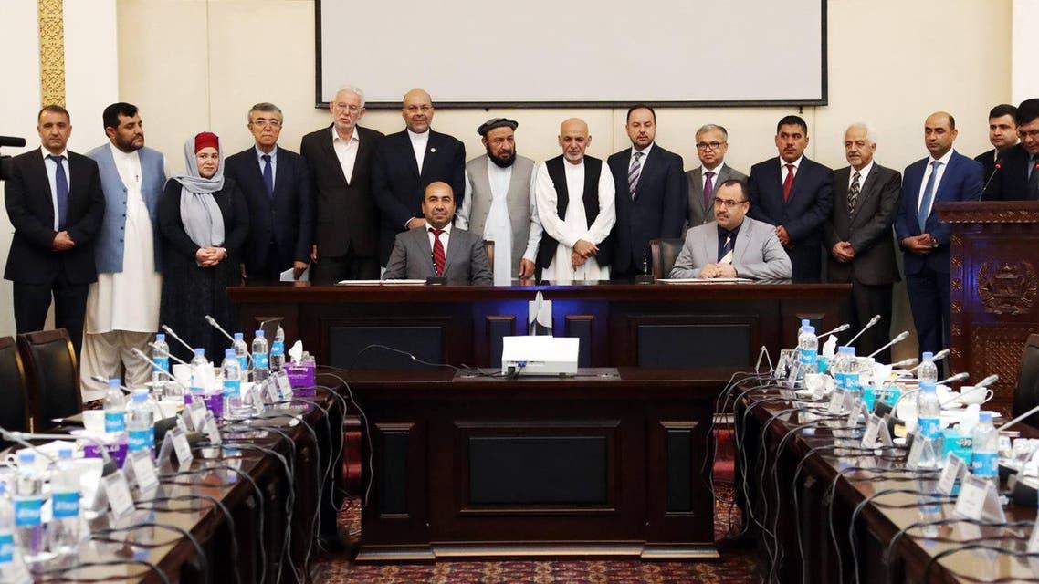 قرارداد پروژه نمبر اول آبرسانی کابل با حضورداشت رییس جمهوری افغانستان امضا شد