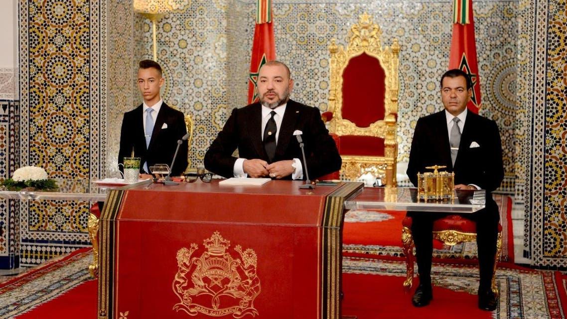 King Mohammed VI of Morocco AFP