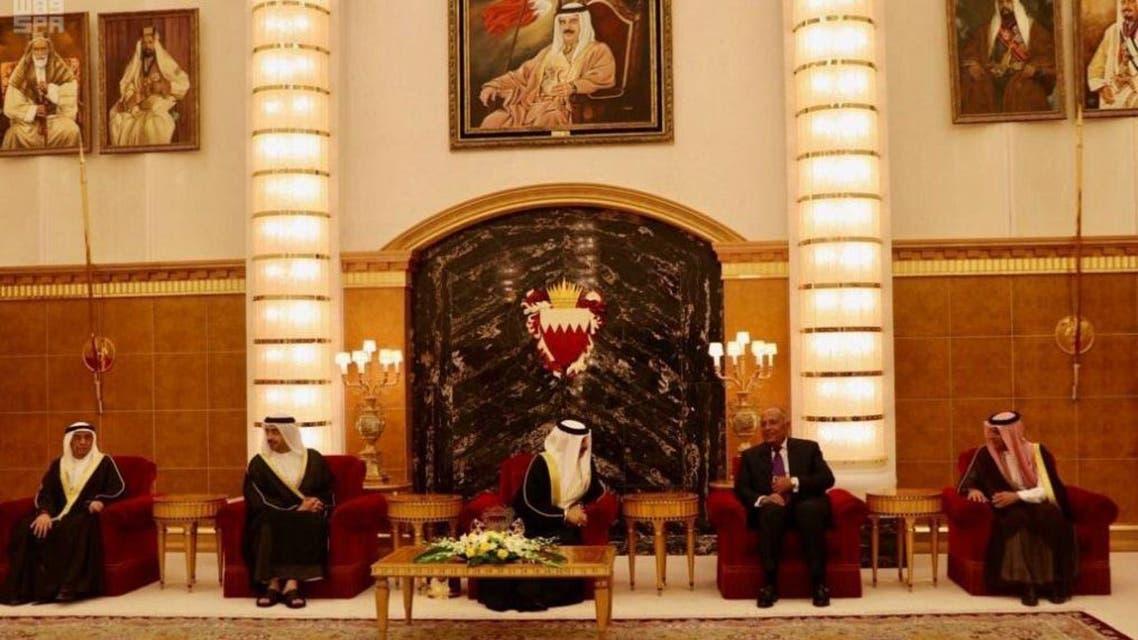 پادشاه بحرین بر ضرورت رویارویی با تروریسم و خشکاندن منابع آن تاکید کرد