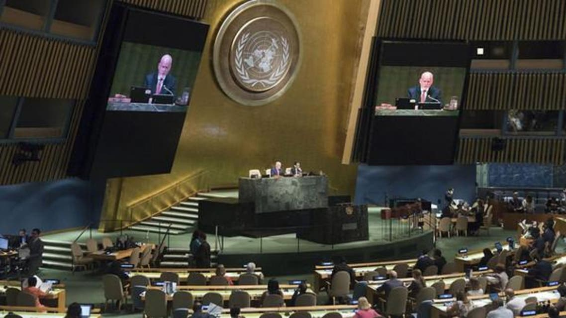 سعودی و امارات از تاسیس کمیته بینالمللی ضد تروریسم استقبال کردند