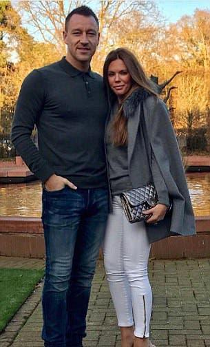 جان و همسرش