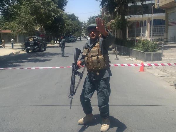 هجوم انتحاري لداعش أمام السفارة العراقية في كابول