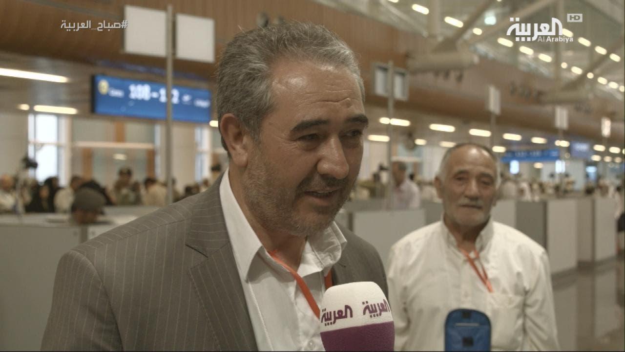 رئیس دفتر امور حجاج ایران
