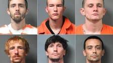 فرار 12 نزيلاً من سجن في ولاية ألاباما الأميركية