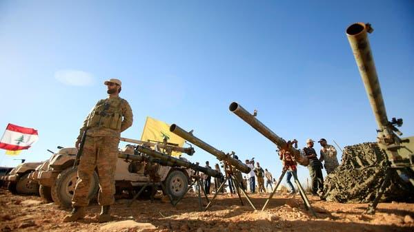 عناصر و سلاح های شبه نظامیان حزب الله