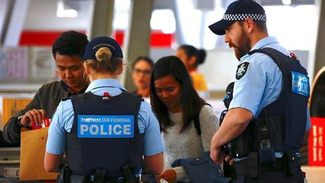 airport sydney lebanese plot terrorism reuters