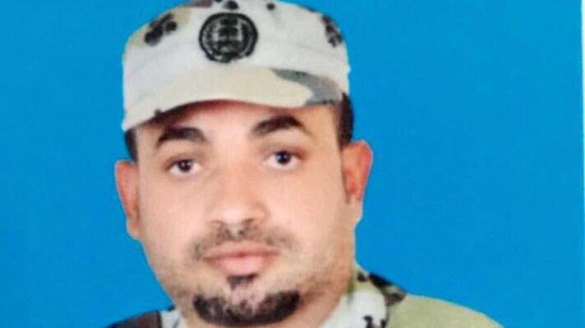 الرقيب مهدي بن سعيد بن ظافر اليامي