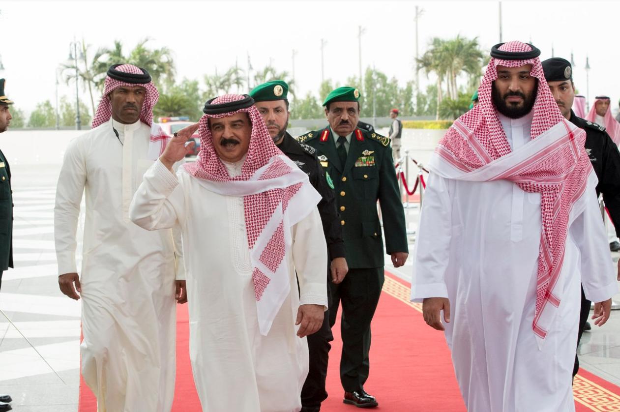 السعودية والبحرين تشددان ضرورة تصحيح السعودية والبحرين تشددان ضرورة تصحيح