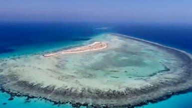"""إقرار مخطط """"البحر الأحمر"""": 14 فندقا فخما بـ5 جزر سعودية"""