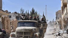 Observatory: ISIS attacks Syrian army east of Homs