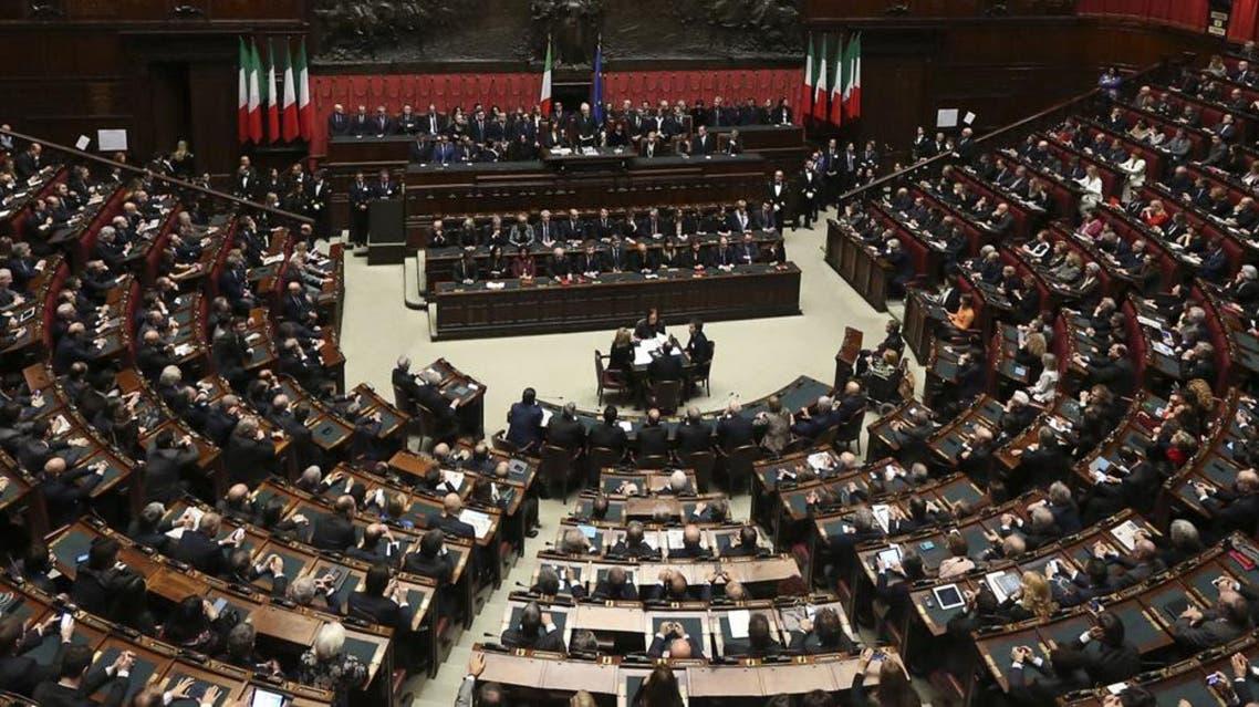 البرلمان الإيطالي