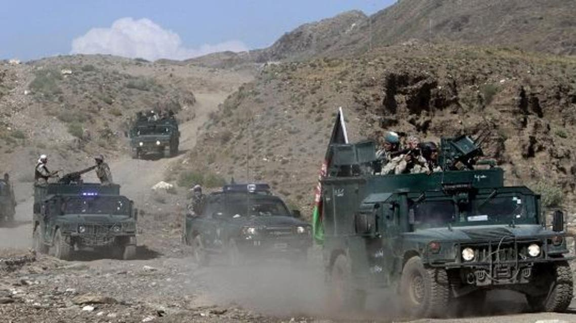 25 طالب در درگیری با نیروهای افغان در شاهراه کابل-قندهار کشته شدند