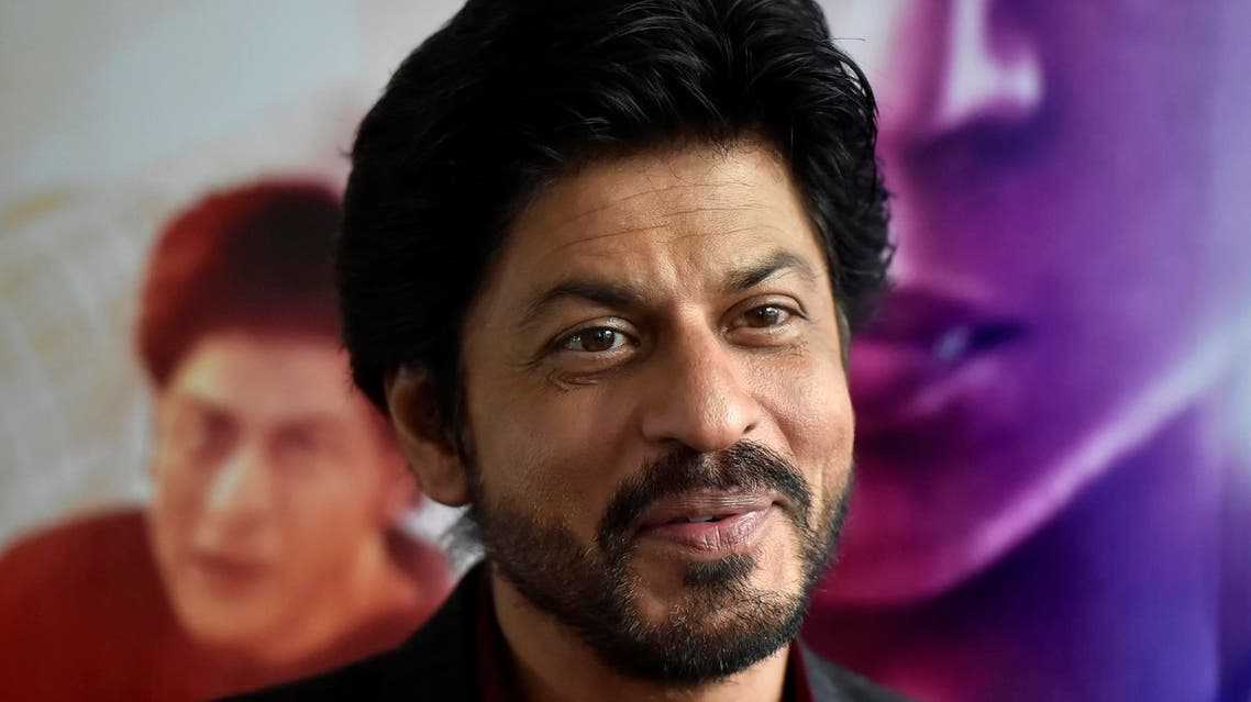Shah Rukh Khan speaks during an interview with Reuters at Madame Tussauds in London, Britain April 13, 2016. (Reuters)
