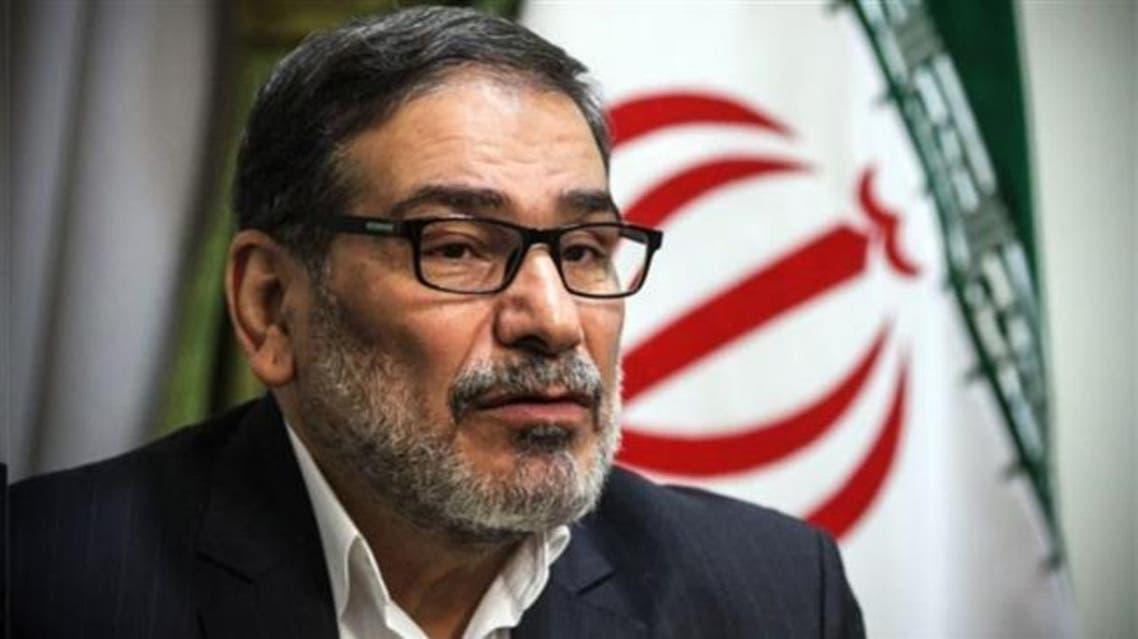 سكرتير مجلس الأمن القومي الإيراني علي شمخاني