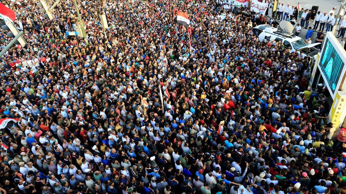 ساحة التحرير بغداد الصدر